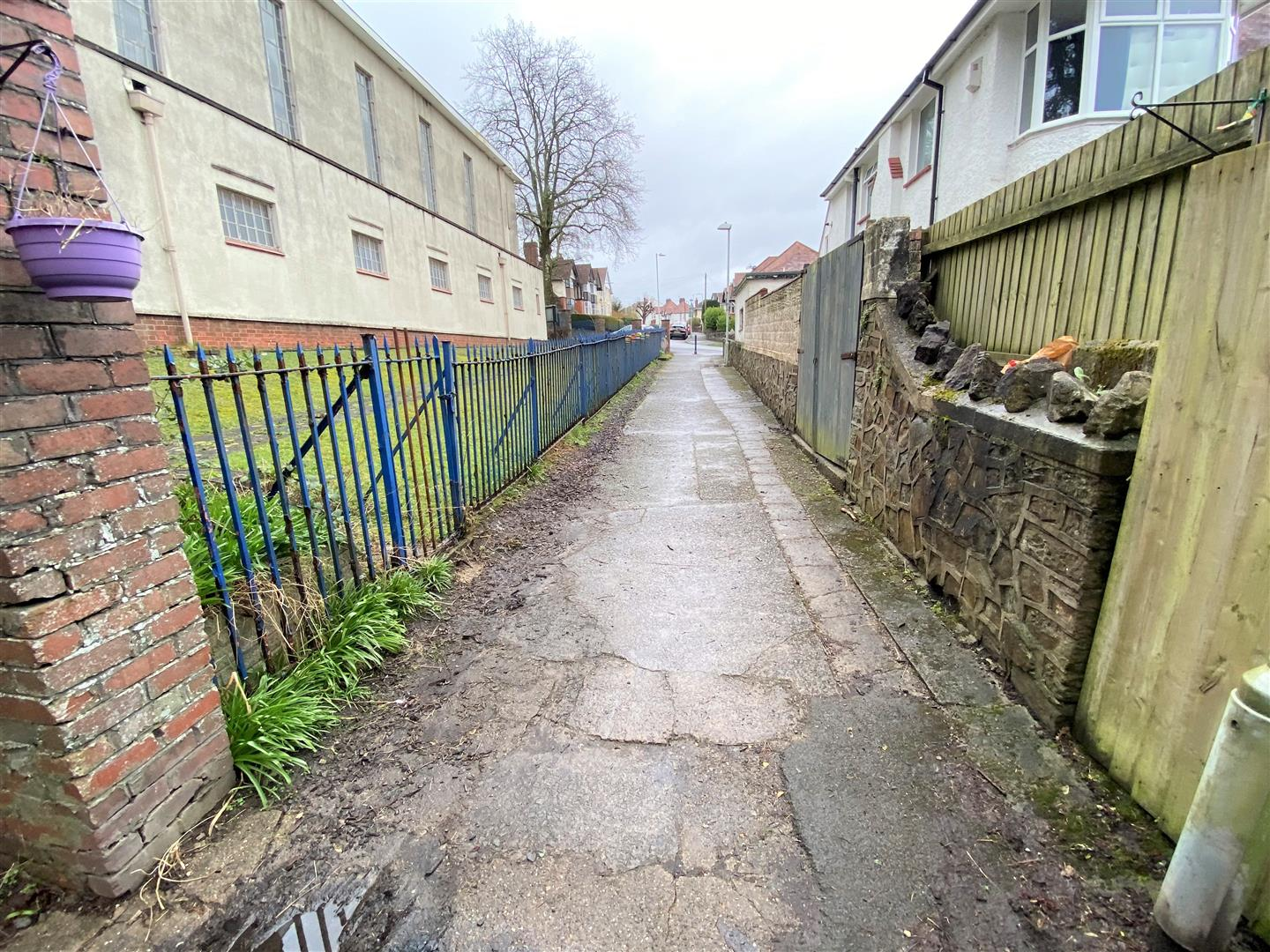 Land To The Rear Of Capel Y Trinity, Glanmor Park Road, Sketty, Swansea, SA2 0QG